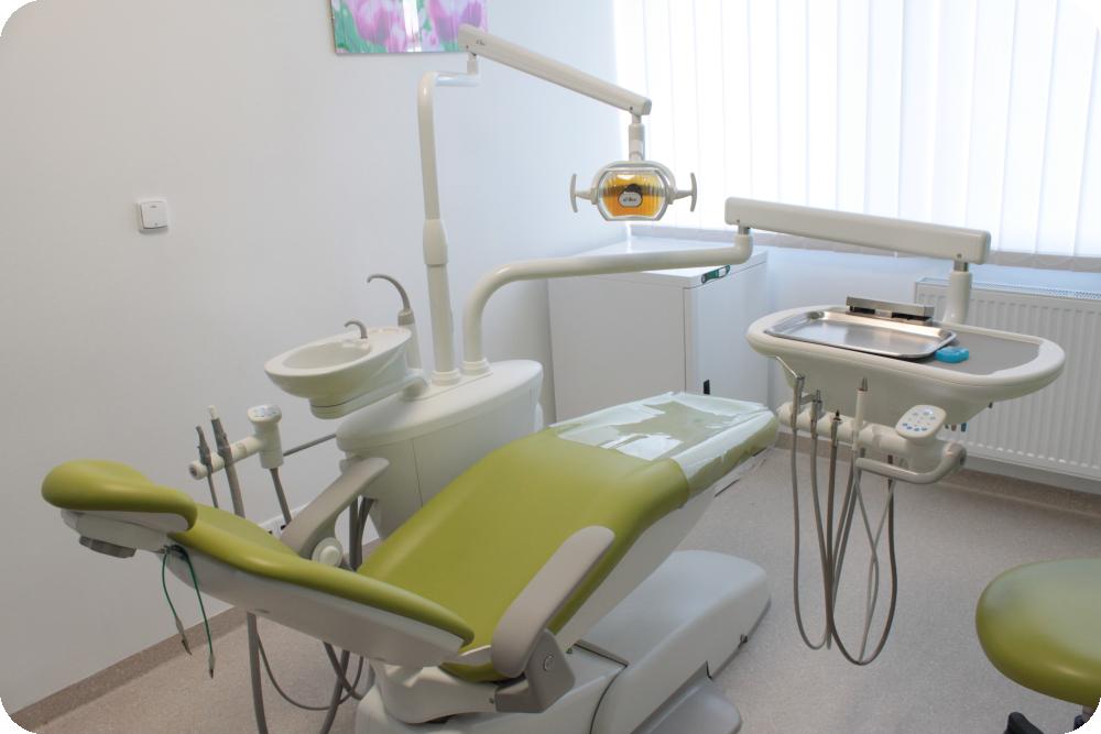 Ambulancia dentálje hygieny v CARNA DENTAL
